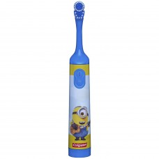 Colgate Kids Battery - Powered Minions Toothbrush