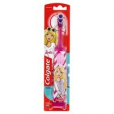 Colgate Kids Battery – Powered Toothbrush Barbie