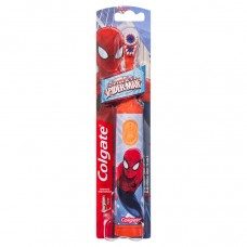 Colgate Kids Battery – Powered Toothbrush Spiderman