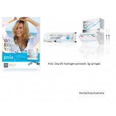 Pola Day 6% Teeth Whitening Bleaching Gel 3g Syringe