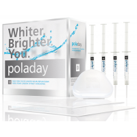 Pola Day 6% Teeth Whitening Bleaching Gel 4 x1.3g Pack